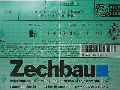 Werder Ticket