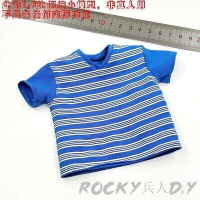 T-shirt for One Toys OT007 1//6 Scale Action Figure
