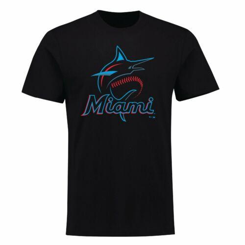 Fanatics MLB Miami Marlins Primary Logo T-Shirt