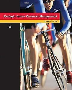 Strategic-Human-Resource-Management-by-Jeffrey-A-Mello-2010-Hardcover