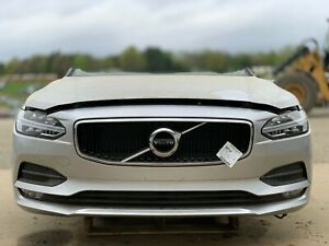 2018 Volvo S90 T5 Momentum Front End Clip Nose 2.0T FWD AT