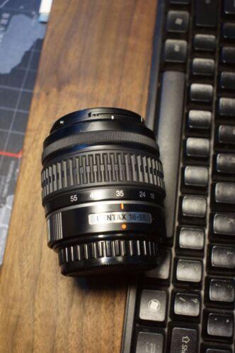 1 von 1 - Pentax DA-L 18-55mm f/3,5-5,6 AL Objektiv -TOP-