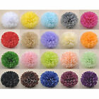 20 Tissue Paper Pom Poms Flower Ball Wedding Party Baby Shower Venue Decoration