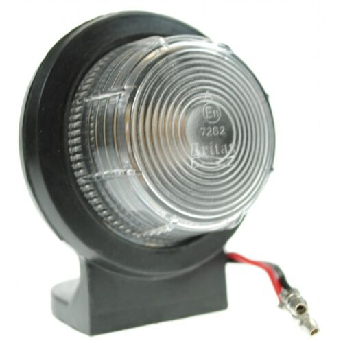 Lamp with Mounting Base MP842 Britax Clear Front Britax Marker Trailer Light