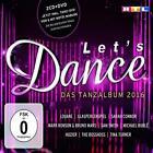 Lets Dance-Das Tanzalbum 2016 (Inkl.Bonus-DVD) von Various Artists (2016)