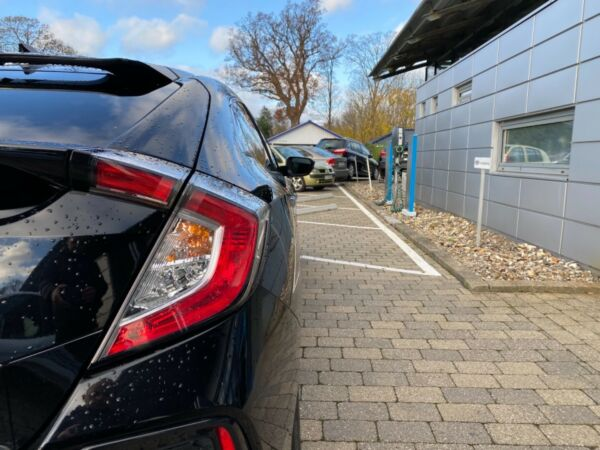Honda Civic 1,5 VTEC Turbo Sport Prestige - billede 2