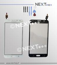 Touch screen per display Samsung Galaxy J7 SM J700H J700F DUOS 3G BIANCO + KIT