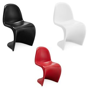 Verner Panton Inspired Panton Chair VOGA