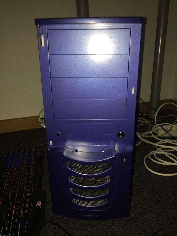 Andet mærke, Desktop J5QPOMJ, AMD Phenom(tm) II X6 1075T 3