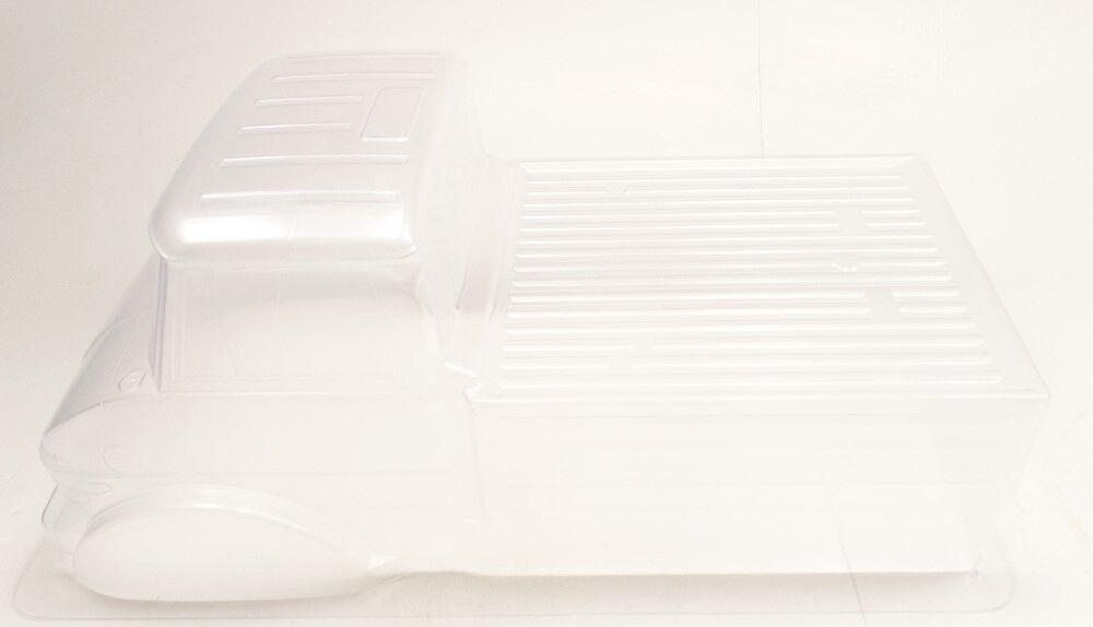 TAMIYA 1:10 4 WD cr-01 Mercedes Benz Unimog 406 1825537 carrozzeria TCR ®