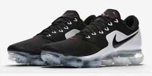 f5623d99558 Nike Air VaporMax Vapor Max CS Black   White Running Shoes Sz 10 NEW ...