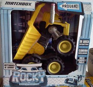 ROCKY-IL-CAMION-ROBOT-camion-interattivo-Matchbox-SCONTATO-45