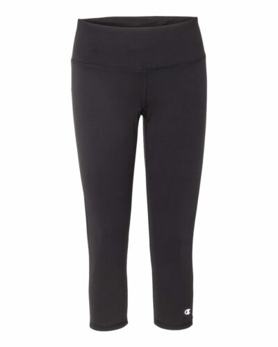Champion Women/'s Performance Capri Leggings B960 S-2XL Pant Yoga Fitness
