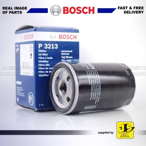 Bosch Filtre à huile P3213 pour Porsche 911 924 944 959 2.8 969 3.0 TURBO S GENUINE