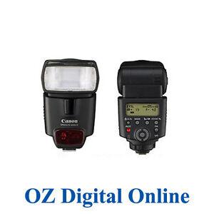 new canon speedlite 430ex ii flash speedlight 430exii 13803267594 ebay rh ebay com au Canon Flash 430 Manual 430EX II Manual PDF