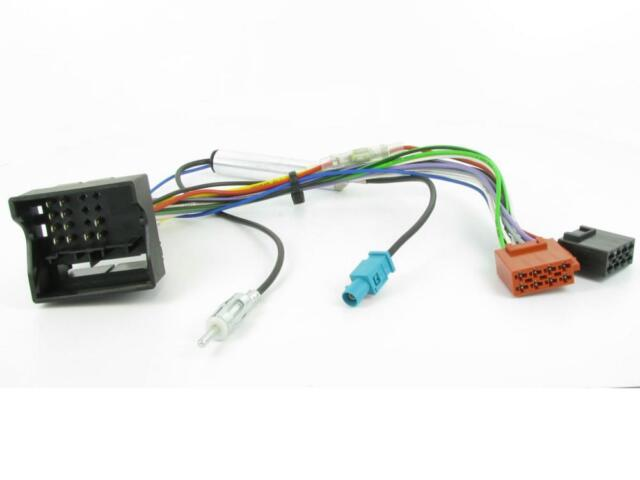 CITROEN C4 04-10 on Car Stereo Radio ISO Harness Connector and ...