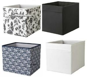 Ikea Gopan Boites De Rangement 30x30x25 Cm S Adapte Molger Shelving Unit Ebay