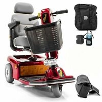 Shoprider Sunrunner 3 Wheel Electric Mobility Scooter 888b-3 + Free Accessories