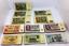 thumbnail 1 - Set of 281 rubles banknotes Soviet paper money (9 face value), Vintage Soviet Ba