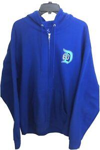 Disney Disneyland 60th Anniversary Diamond Celebration Men's Blue Sweatshirt L