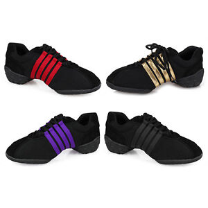 New-Sports-Feature-Soft-Outsole-Dance-Shoes-Sneakers-Modern-Ballroom-Shoes