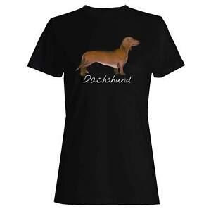 Love-Dog-Pet-Best-Friend-Breed-Dachshund-Ladies-T-shirt-Tank-Top-hh529f