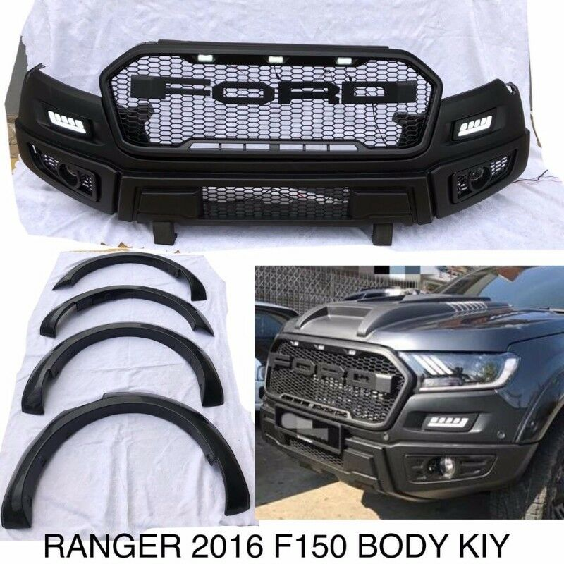 Ford Ranger 2016 New Accessories