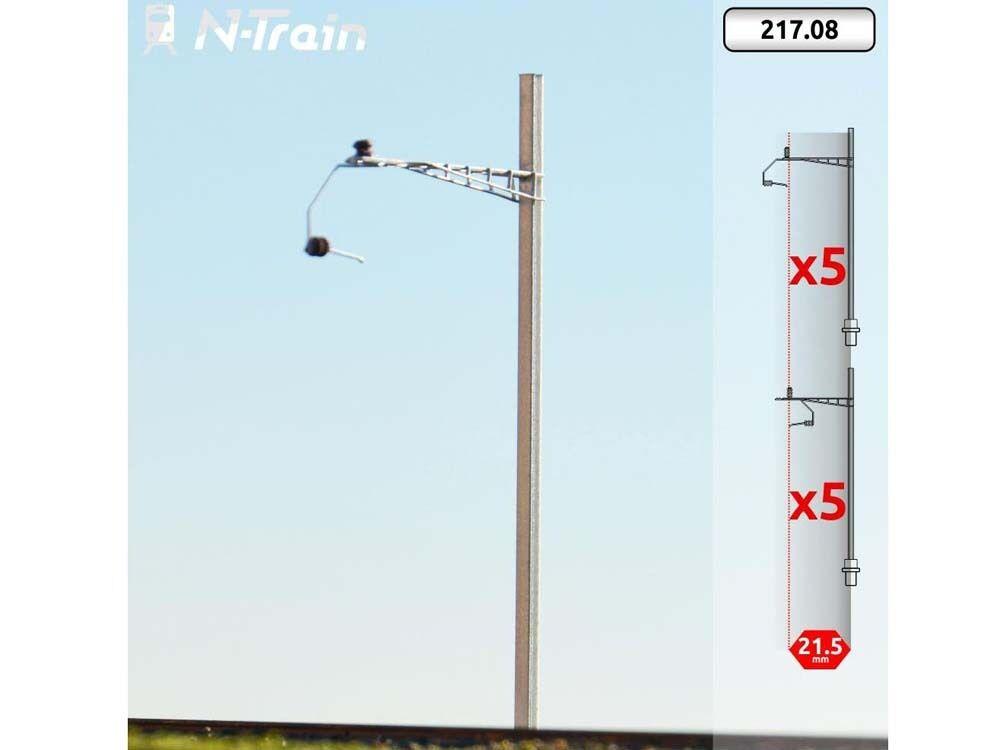 prendiamo i clienti come nostro dio N-Train 217.08 - - - CATENARIA 10x SBB-H-profilo-Pali con Gottardo fustaia interpretazione  vanno a ruba