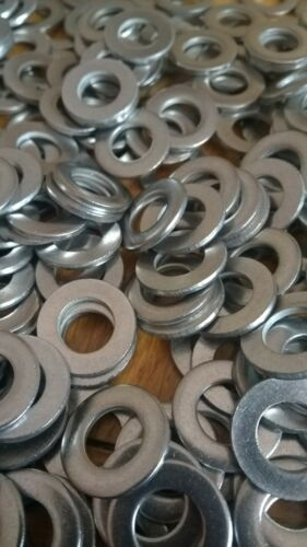 A4 STAINLESS STEEL MARINE GRADE FORM A DIN125 FLAT WASHER M8 8mm QUALITY