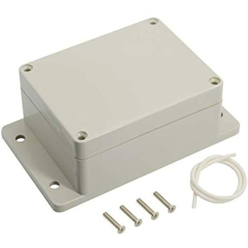 LeMotech Waterproof Dustproof IP65 ABS Plastic Junction Box Universal Electric