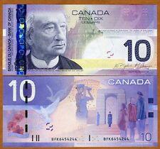 Canada, $10, 2005 (2009), P-103Ae, UNC