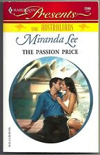 The Passion Price  by Miranda Lee (2004)