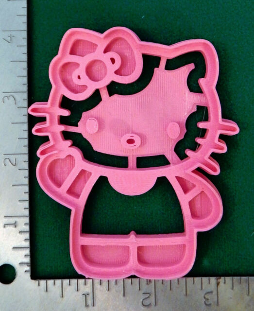 Hello Kitty Novelty Cookie and Fondant Cutter!