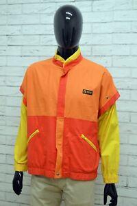 Giubbino-CIESSE-PIUMINI-Uomo-Taglia-Size-XL-Giubbotto-Giacca-Jacket-Man-Vintage
