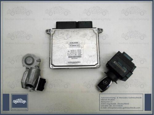 Mercedes Benz E-Klasse W211 Original Motorsteuergerät A 6461501334 A 0044464840