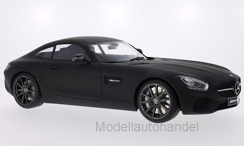 Mercedes Benz AMG GT GT GT (C190) 2015 matt schwarz 1 12 Premium ClassiXXs    NEW<<  | Guter Markt  a2c2c2