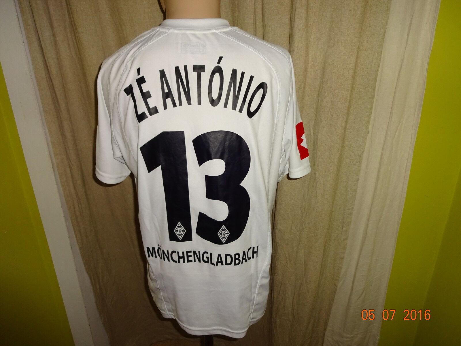 Borussia Mönchengladbach Lotto Trikot 2005/06