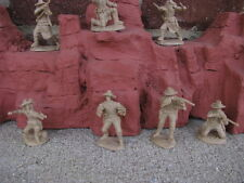 Paragon Apache Scouts US Cavalry Indians 1/32 54MM Western Geronimo Set