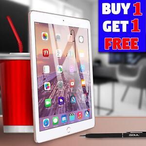 2PCS-iPad-9-7-034-iPad-Air-2-Screen-Protector-iPad-Air-Hard-Tempered-Glass-US-Stock
