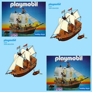 Pièce pour bateau pirate playmobil Playmobil pirate boat 4290