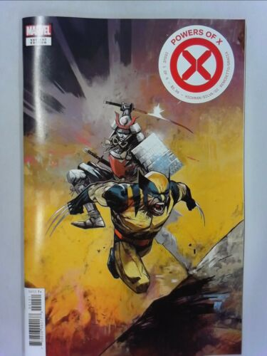 Marvel Powers of X #1 Mike Huddleston 1:10 Variant Cover