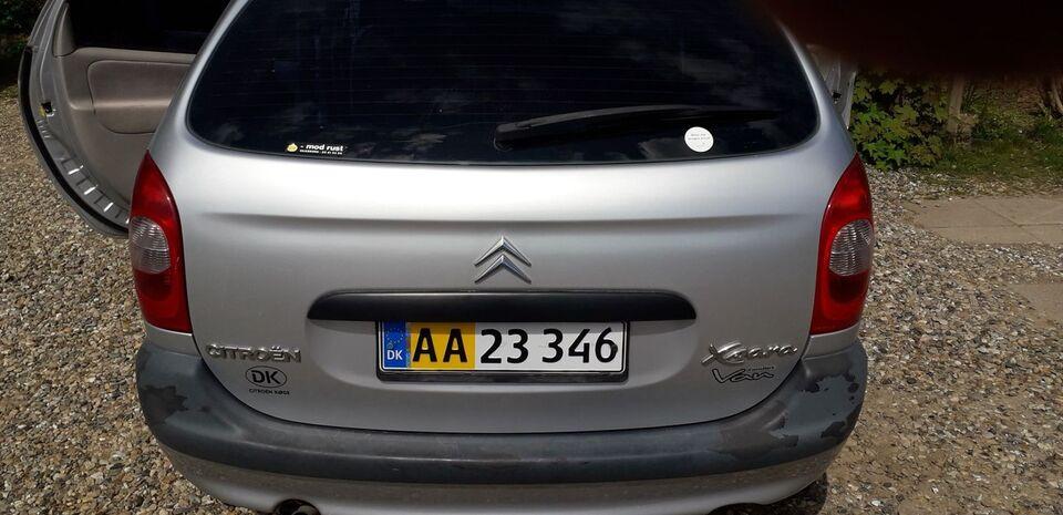 Citroën Xsara Picasso 1,6i 8V 95 Comfortvan Benzin modelår