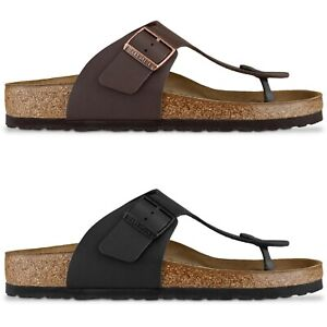456ca9bd314c Image is loading Birkenstock-Sandals-Mens-Birkenstock-Ramses-BF-Sandals- Black-