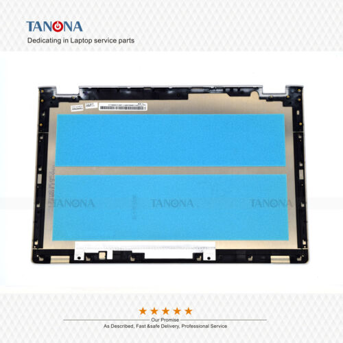 """New AM138000100 for Lenovo Yoga 2 13/"""" Top Lcd Rear Back Cover Lid Case Silver"""