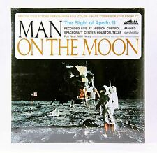 1969 Man On The Moon - The Flight Of Apollo 11 Sealed LP  Aldrin/ Neil Armstrong