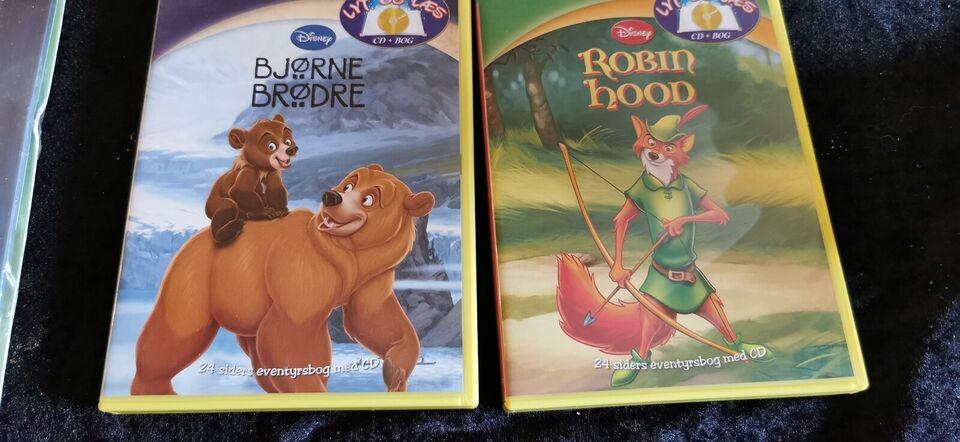 Disney: Børnemusik, andet