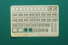 Scafo upgrade U-Boot REVELL 1:72 Tipo VII-C
