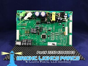 GE-Main-Control-Board-FOR-GE-REFRIGERATOR-225D4204G003-WR55X10968-Green