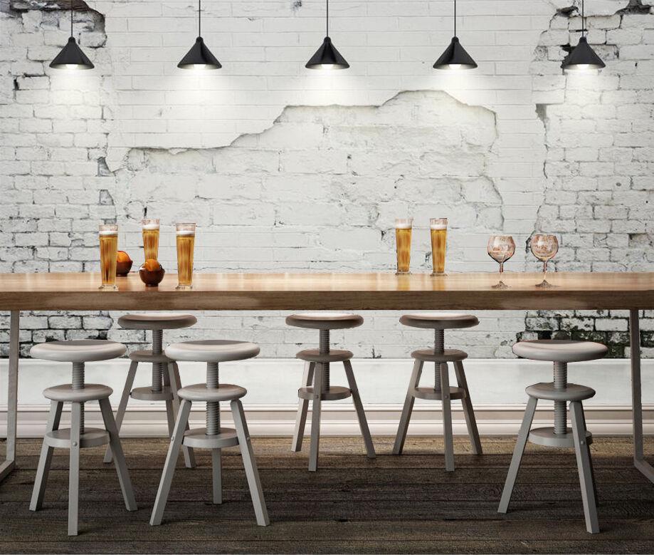 3D whitee Wände, Beleuchtung  Fototapeten Wandbild Fototapete BildTapete Familie