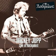 MICKEY JUPP - LIVE AT ROCKPALAST  CD + DVD  29 TRACKS  CLASSIC ROCK & POP  NEU